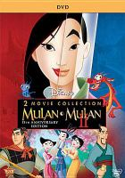 Cover image for Mulan [videorecording (DVD)] ; Mulan II