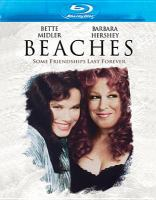 Cover image for Beaches [videorecording (Blu-ray)]