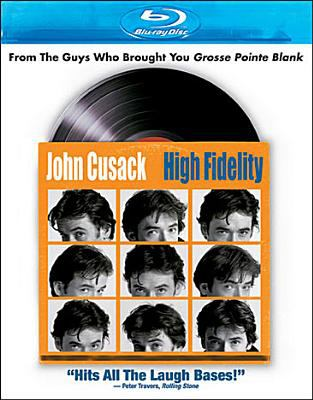 Cover image for High fidelity [videorecording (Blu-ray)]