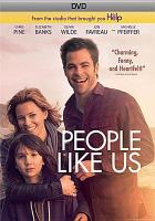Cover image for People like us [videorecording (DVD)]