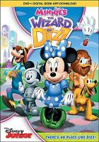 Cover image for The wizard of Dizz [videorecording (DVD)]