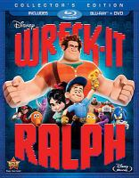 Cover image for Wreck-it Ralph [videorecording (Blu-ray)]