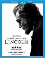 Cover image for Lincoln [videorecording (Blu-ray)]