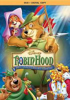 Cover image for Robin Hood [videorecording (DVD)]
