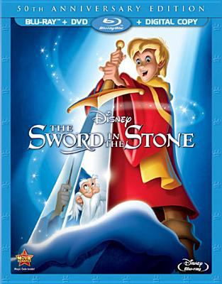 Cover image for The sword in the stone [videorecording (DVD)]