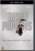 Cover image for Mary Poppins [videorecording (DVD)]