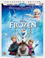 Cover image for Frozen [videorecording (Blu-ray)]