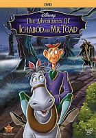 Cover image for The adventures of Ichabod and Mr. Toad [videorecording (DVD)]