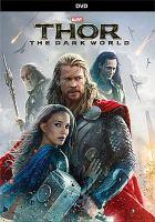 Cover image for Thor. The dark world [videorecording (DVD)]