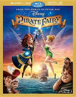 Cover image for The pirate fairy [videorecording (Blu-ray)]