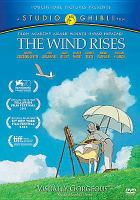 Cover image for The wind rises [videorecording (DVD)]