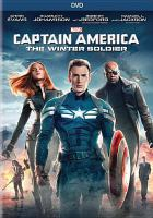 Cover image for Captain America. The Winter Soldier [videorecording (DVD)]
