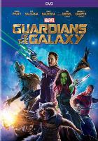 Cover image for Guardians of the galaxy [videorecording (DVD)]
