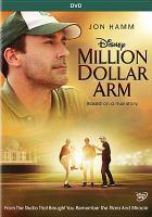 Cover image for Million dollar arm [videorecording (DVD)]