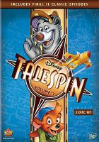 Cover image for TaleSpin. Volume 3 [videorecording (DVD)]