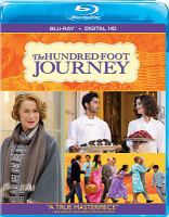 Cover image for The hundred-foot journey [videorecording (Blu-ray)]