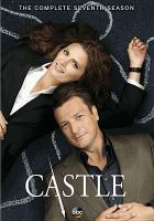 Cover image for Castle. The complete seventh season [videorecording (DVD)]
