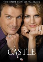 Cover image for Castle. The complete eighth season [videorecording (DVD)].