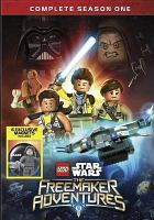Cover image for LEGO Star wars: the Freemaker adventures. Complete season one [videorecording (DVD)].