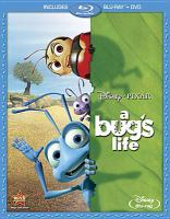 Cover image for A bug's life [videorecording (Blu-ray)]