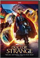 Cover image for Doctor Strange [videorecording (DVD)]