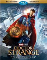 Cover image for Doctor Strange [videorecording (Blu-ray)]