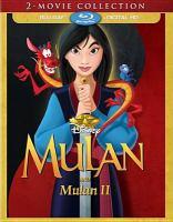 Cover image for Mulan [videorecording (Blu-ray)] : Mulan II