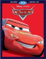 Cover image for Cars [videorecording (Blu-ray)]
