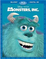 Cover image for Monsters, Inc. [videorecording (Blu-ray)]
