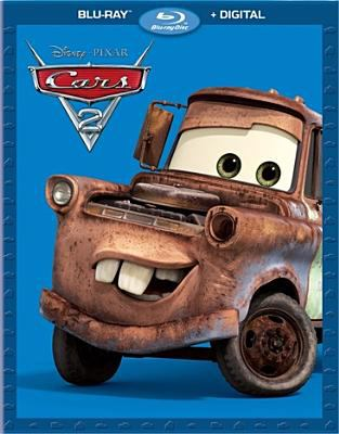 Cover image for Cars 2 [videorecording (Blu-ray)]