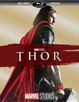 Cover image for Thor [videorecording (Blu-ray)]
