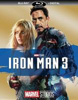 Cover image for Iron Man 3 [videorecording (Blu-ray)]