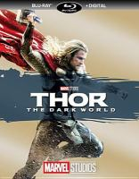Cover image for Thor: the dark world [videorecording (Blu-ray)]