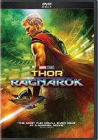 Cover image for Thor. Ragnarok [videorecording (DVD)]