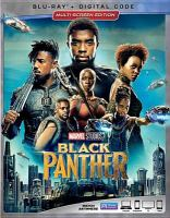 Cover image for Black Panther [videorecording (Blu-ray)]