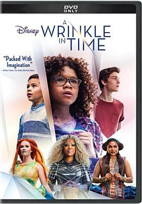 Cover image for A wrinkle in time [videorecording (DVD)]