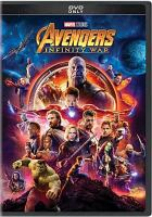 Cover image for Avengers. Infinity war [videorecording (DVD)]