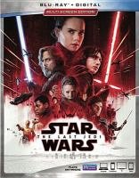 Cover image for Star wars. The last Jedi [videorecording (Blu-ray)]