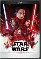 Cover image for Star Wars. The last Jedi [videorecording (DVD)]