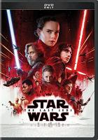 Cover image for Star Wars. The last Jedi [videorecording (DVD)]
