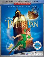 Cover image for Peter Pan [videorecording (Blu-ray)]