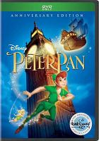 Cover image for Peter Pan [videorecording (DVD)]