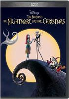 Cover image for The nightmare before Christmas [videorecording (DVD)]