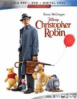 Cover image for Christopher Robin [videorecording (Blu-ray)]