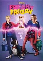 Cover image for Freaky Friday [videorecording (DVD)]