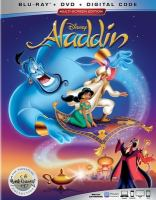Cover image for Aladdin [videorecording (Blu-ray)]