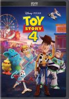 Cover image for Toy story 4 [videorecording (DVD)]
