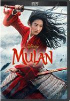 Cover image for Mulan [videorecording (DVD)]