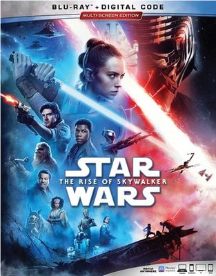Cover image for Star wars: the rise of Skywalker [videorecording (Blu-ray)]