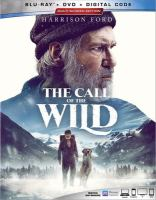 Cover image for The call of the wild [videorecording (Blu-ray)]